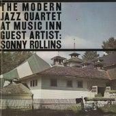 The Modern Jazz Quartet at the Music Inn, Vol. 2 w/Sonny Rollins by Modern Jazz Quartet