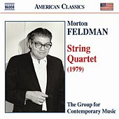 Feldman: String Quartet by The Group For Contemporary Music