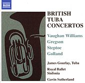 British Tuba Concertos by Charles Abramovic