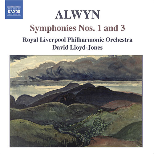 Alwyn: Symphonies No. 4 & Angelica-concerto For Harp And Strings by Royal Philharmonic Orchestra