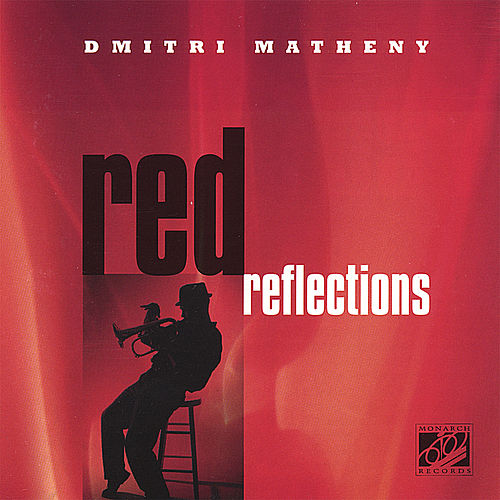 Red Reflections by Dmitri Matheny