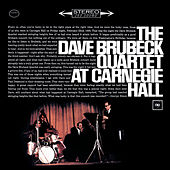 At Carnegie Hall by Dave Brubeck