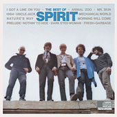 Best Of Spirit by Spirit