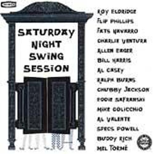 Saturday Night Swing Sessions by Various Artists