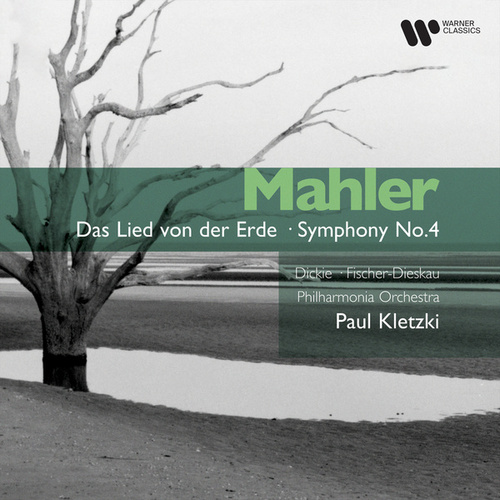 Mahler: Das Lied von der Erde/Symphony No 4 etc. by Philharmonia Orchestra