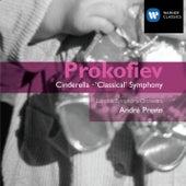 Prokofiev: Cinderella - 'Classical' Symphony de Andre Previn