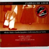 Zambas De Amor by Various Artists