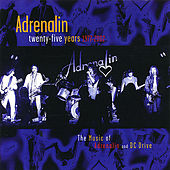 Adrenalin 25 years by Adrenalin