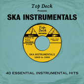 Top Deck Presents: Instrumentals de Various Artists