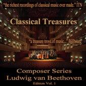 Classical Treasures Composer Series:Ludwig van Beethoven, Vol. 1 by Various Artists
