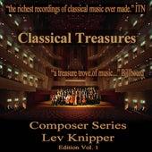 Classical Treasures Composer Series: Lev Knipper, Vol. 1 de Various Artists