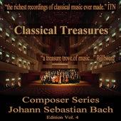 Classical Tresures Composer Series: Johann Sebastian Bach, Vol. 4 by Various Artists