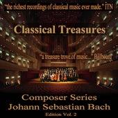 Classical Tresures Composer Series: Johann Sebastian Bach, Vol. 2 by Various Artists