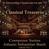 Classical Tresures Composer Series: Johann Sebastian Bach, Vol. 3 by Various Artists