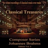 Classical Treasures Composer Series: Johannes Brahms, Vol. 2 de Various Artists