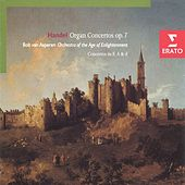 Handel - Organ Concertos Op.7 etc by Orchestra Of The Age Of Enlightenment