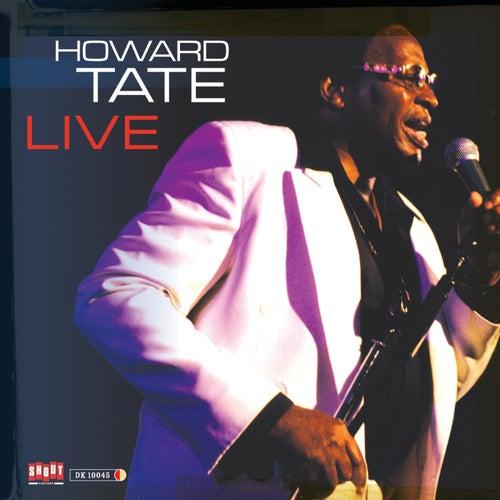 Howard Tate Live by Howard Tate
