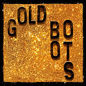 Gold Boots Glitter by Wheeler Brothers