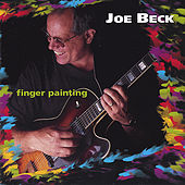 Finger Painting by Joe Beck