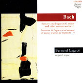Fantasy & Fugue In G Minor BWV 542 And Other Mature Works. Vol.1 (Bach) by Bernard Lagace (Bach)