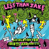 Absolution For Idiots And Addicts von Less Than Jake