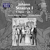 Strauss I, J.: Edition - Vol. 8 de Johann Strauss, Sr.