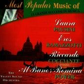 Most popular music of Laura Pausini, Eros Ramazzotti, Ricardo Cocciante, Al Bano & Romina Power. von The Velvet Sound Orchestra