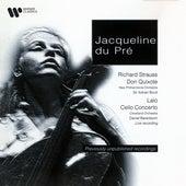 Lalo Cello Concerto; R. Strauss Don Quixote by Jacqueline du Pre