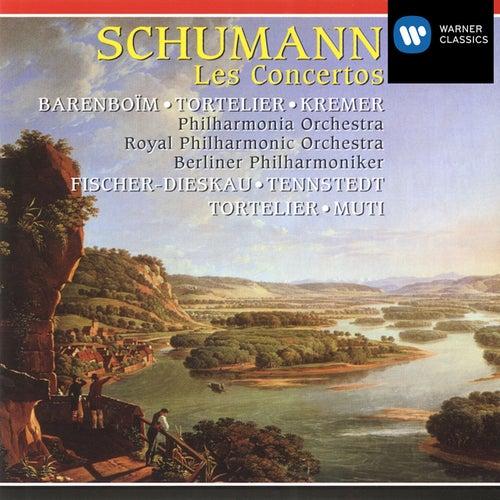 Schumann: Concertos by Philharmonia Orchestra