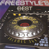 Freestyle's Best Extended Versions Vol. 3&4 by Various Artists