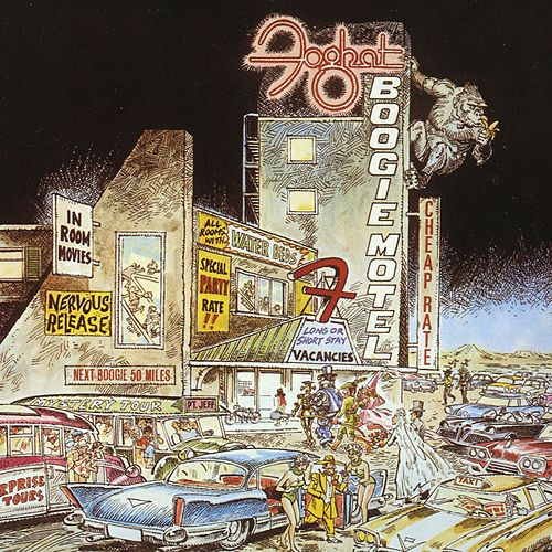 Boogie Motel by Foghat