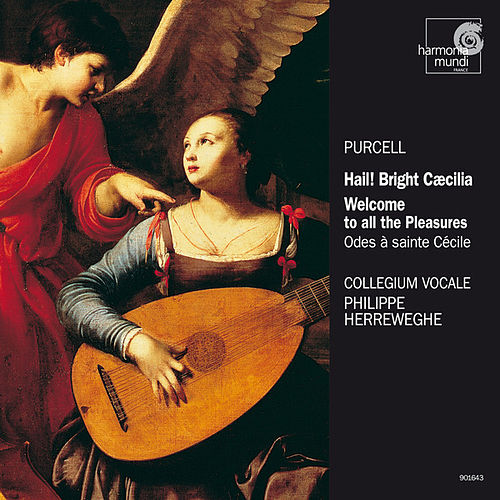 Purcell: Odes for Saint Cecilia's Day by Collegium Vocale Gent and Philippe Herreweghe