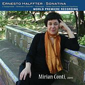 Halffter: Sonatina (World Premiere Recording) by Mirian Conti