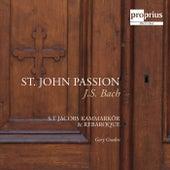 Bach: St. John Passion by Jeanette Kohn