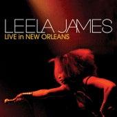 Live In New Orleans von Leela James