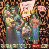 That'll Flat Git It, Vol. 24 by Various Artists
