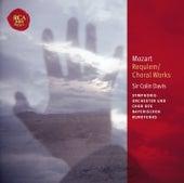 Mozart: Requiem / Choral Works by Sir Colin Davis