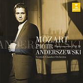 Mozart: Piano Concertos Nos. 17 & 20 by Scottish Chamber Orchestra