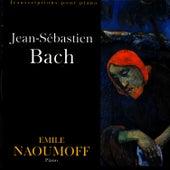 Jean-Sebastien Bach - Transcriptions Pour Piano von Emile Naoumoff