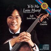 Saint-Saëns, Lalo: Cello Concertos by Lorin Maazel