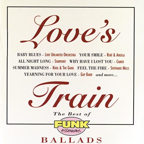 Love's Train by Various Artists