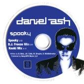 Spooky Cool Disc by Daniel Ash