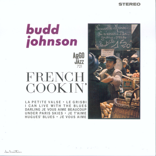 French Cookin' by Budd Johnson