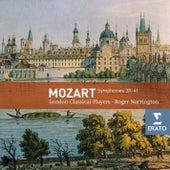 Mozart - Symphonies Nos. 38-41 von Roger Norrington
