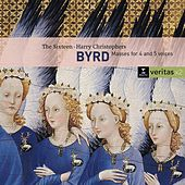 Byrd - Motets & Masses von The Sixteen