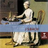 Bach: 6 Partitas BWV 825-830 von Gustav Leonhardt