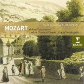 Mozart: Piano Concerto Nos 20, 23, 24, & 25 von Melvyn Tan