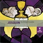 Josquin Desprez: Motets and Chansons/Hilliard Ensemble by Paul Hillier