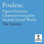 Poulenc: Sacred Works von The Sixteen