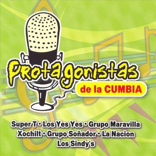 Protagonistas De La Cumbia by Commando Atrapado